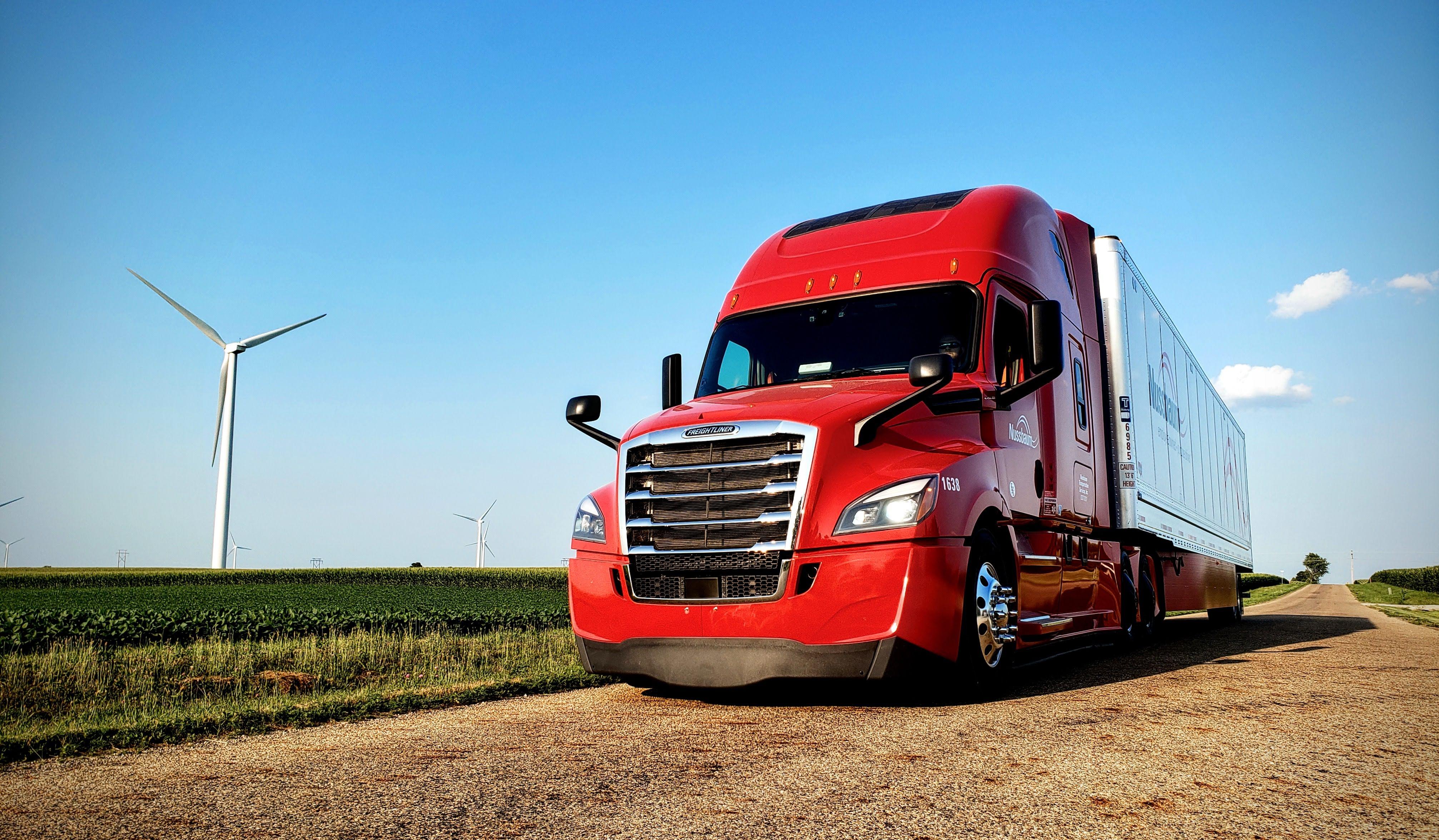 2019 Top 100 Trucker