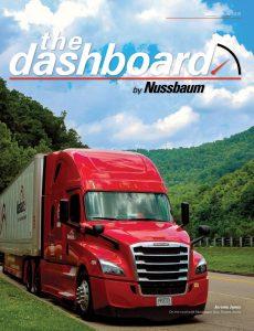 Nussbaum Dashbaord Newsletter Issue 62 - June 2019