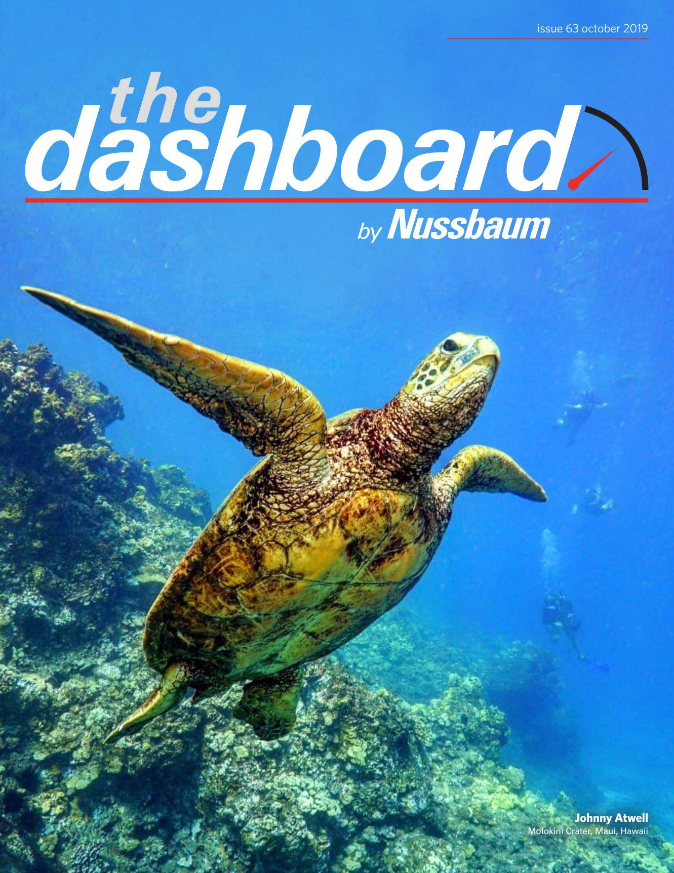 The Dashboard by Nussbaum