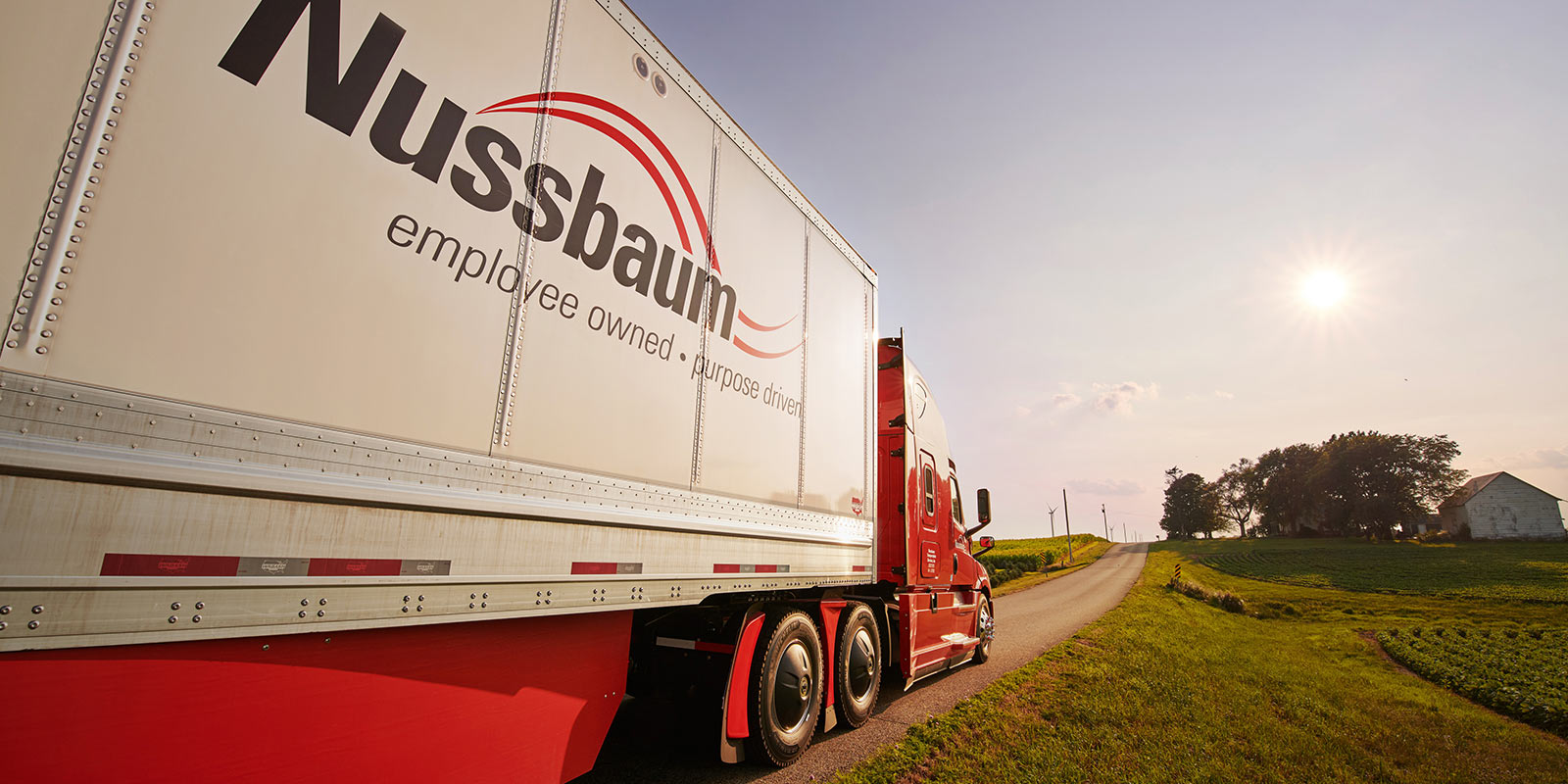 Nussbaum Transportation Smart Trailer