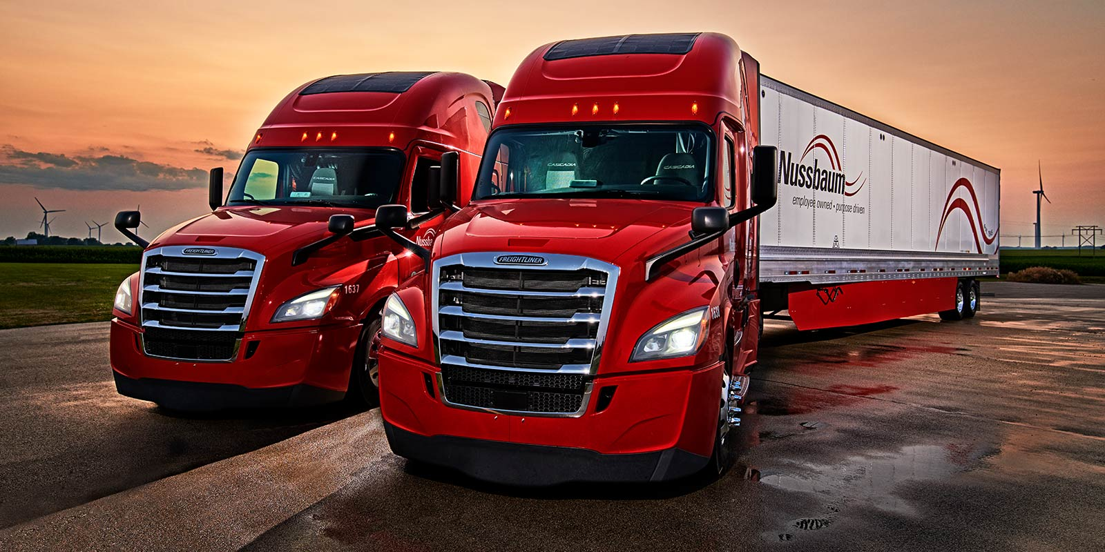 Nussbaum is a 2020 Best Fleets to Drive For