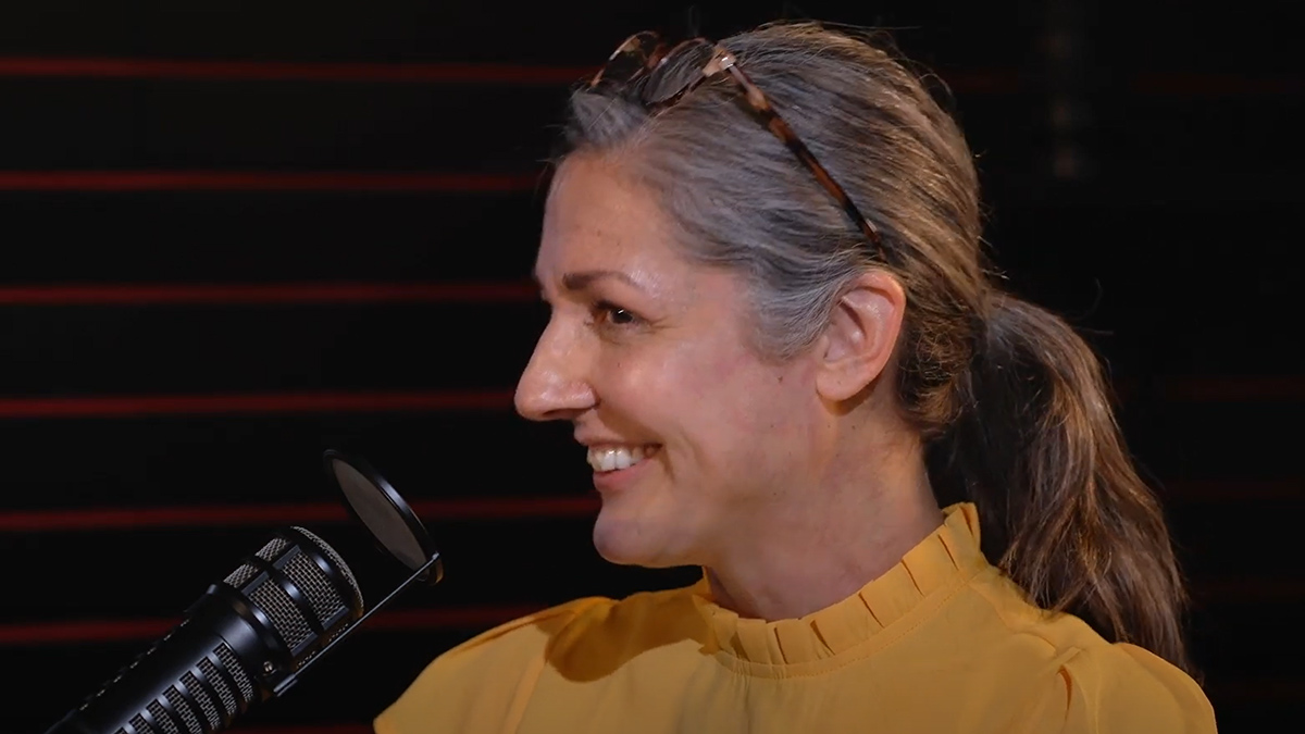 Choosing Joy: Lisa Burton