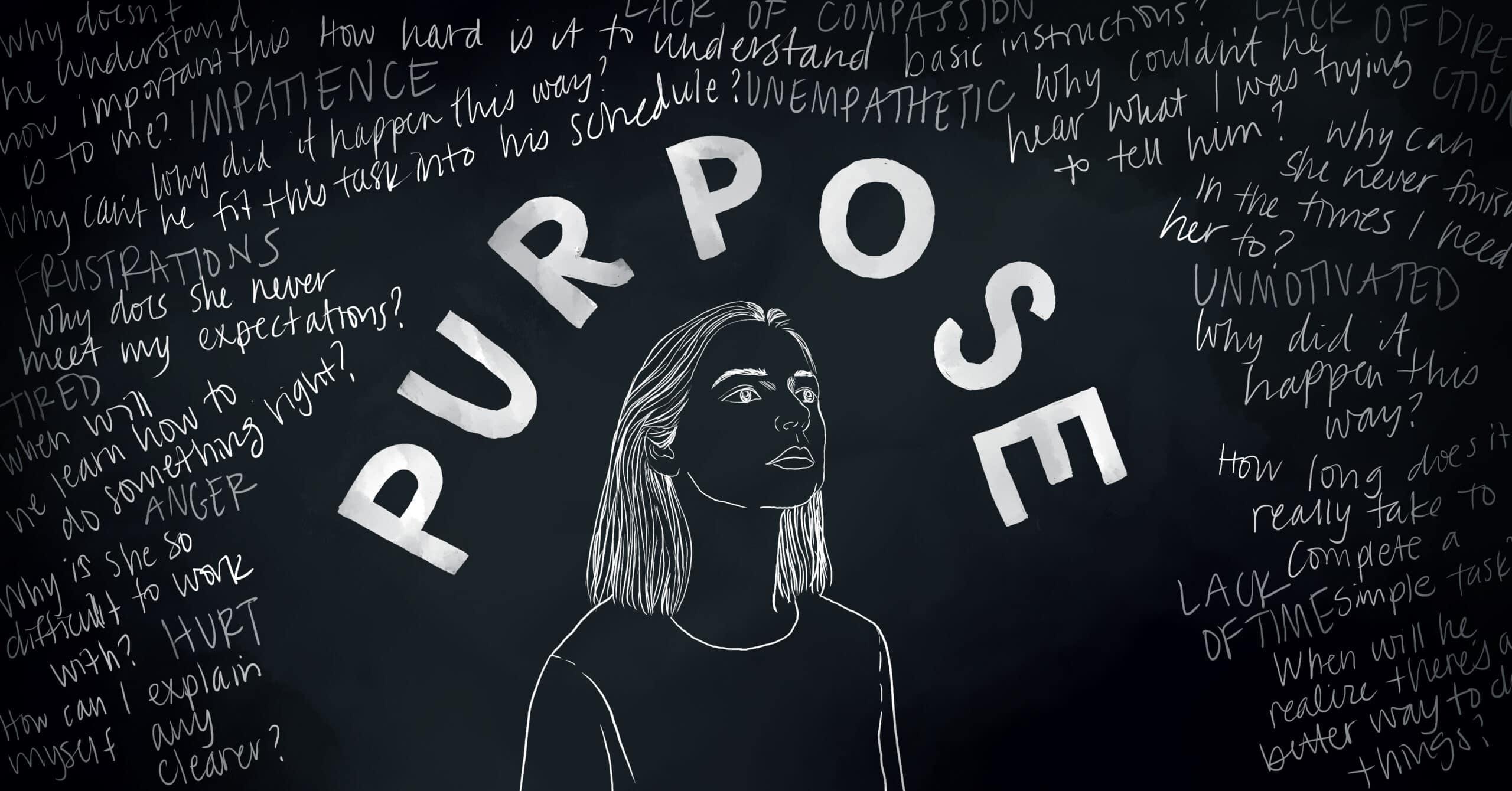 Keeping the Bigger Purpose in Focus